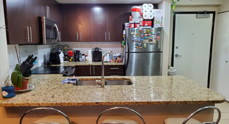 2nd bedroom for rent in shared condo – female only