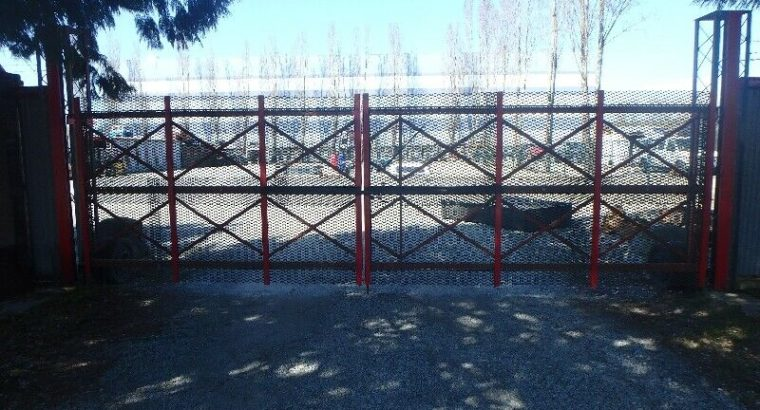 Large Vehicle Storage and/or Parking Lot (South Burnaby)