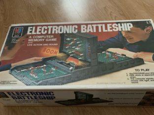 1979 Electronic Battleship