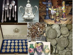 Wanted: We Buy Antiques, Collectibles, Coins, Silver, Gold, Art, Estates