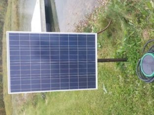Dugout & Pond Solar Aeration Systems
