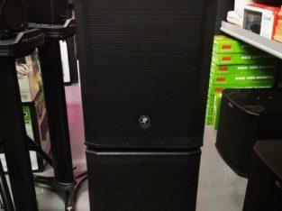Mackie Srm550 12 1600W High-Definition Portable Active Speaker *DEMO