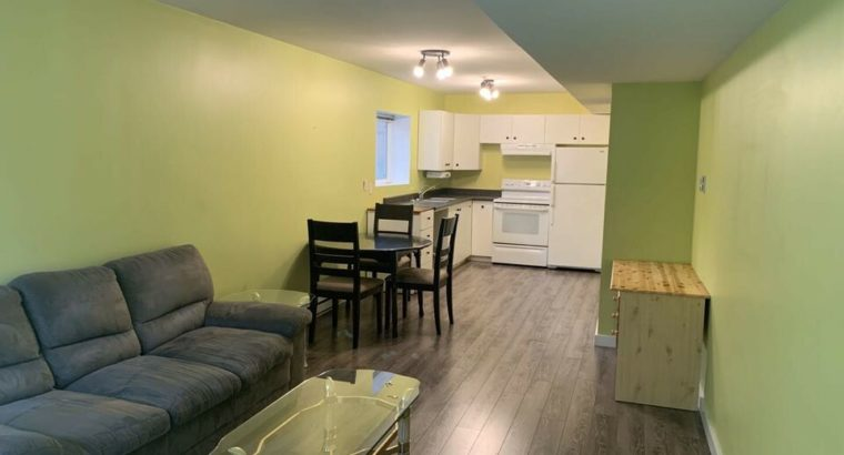 Two bedroom suite near Okanagan collage available immediately