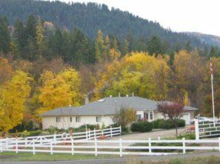 Home For sale on 1.72 Acres Lavington / Coldstream