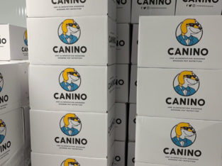 NOURRITURE CRUE CANINO ! LIVRAISON RAPIDE !