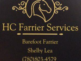 HC Farrier Services