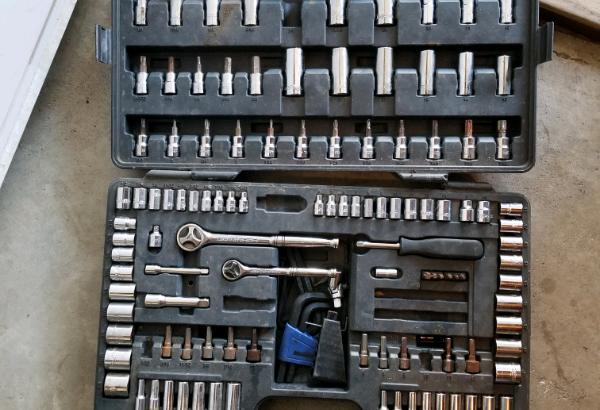 Master craft socket set
