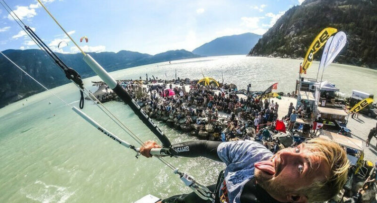 A world class kiteboarding destination is being destroyed!