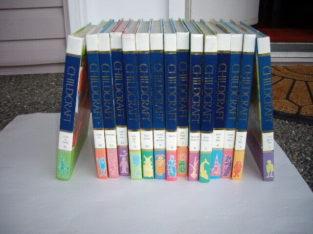 CHILDCRAFT BOOKS 1988