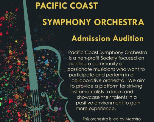 ♫♫♫♫Symphony Orchestra Membership Audition♫♫♫♫