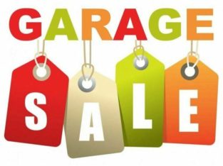 GARAGE SALE!!!