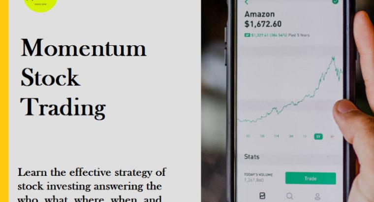 Momentum Stock Investing Course