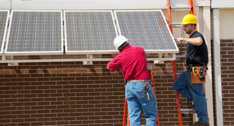 Solar Installation Training w/ Hands-On Experience