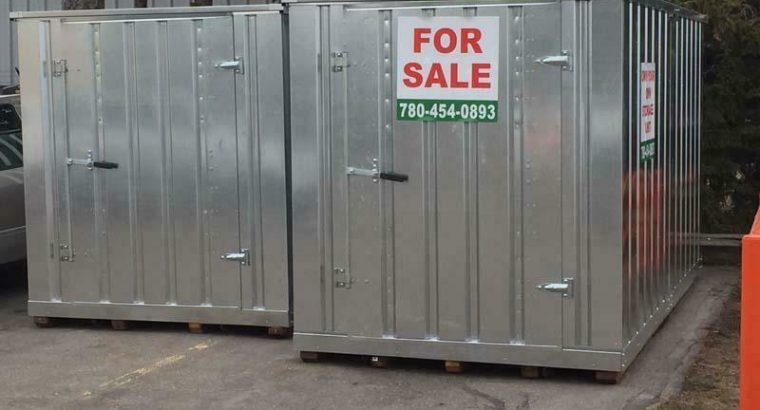 THE BEST EVER SELF STORAGE SHED – Ideal alternative to a self storage unit. Why pay monthly when you can self-store?