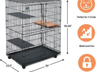 Cat, Bird, Ferret cage
