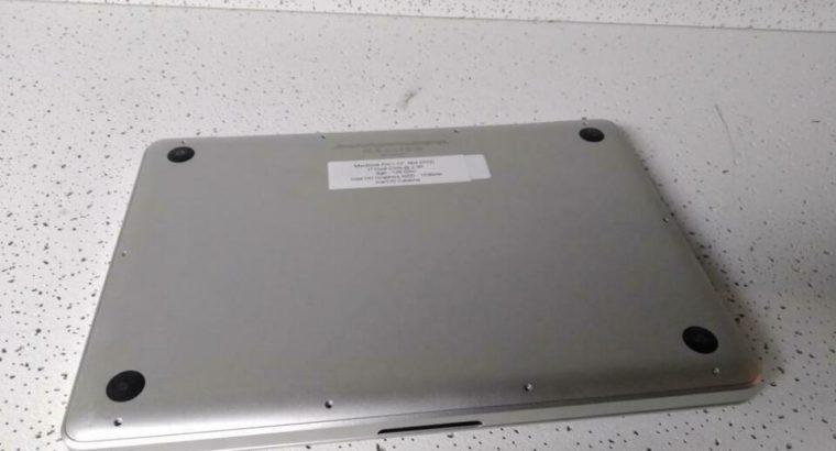 Macbook Pro 13 2012 – i7 Intel – 8Gb RAM – 128Gb SSD – Low Battery Cycles – 1 Year Warranty – Free Shipping in Canada