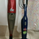 Flair bagless hoover powered nozzle