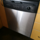 Matching Stainless Frigidaire appliance set