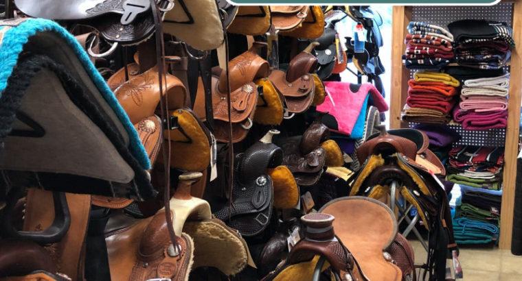 Western & English Tack & Saddles