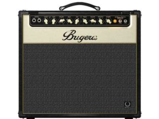 """Bugera V55 Infinium 55-Watt Vintage 2-Channel Tube Combo With Reverb – 1X12"""" – RED ONE MUSIC"""
