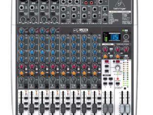 Behringer X1622USB Xenyx Premium 16-Input 22-Bus Mixer With 24-Bit Multi-Fx Processor And Usbaudio Interface