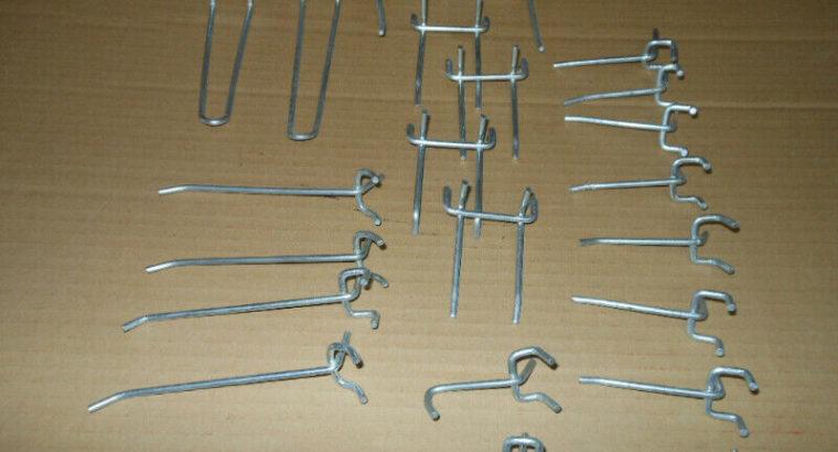 Peg Board Hooks