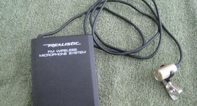 Wireless Micophone System