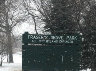 Facebook group for Fraser's Grove