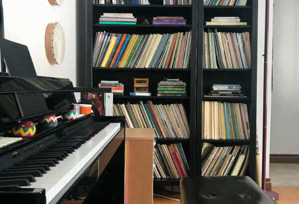 Trapped Indoors? Online Piano Lessons!