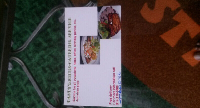 Tasty Licious Catering