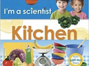 I'm a scientist -kitchen