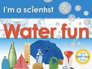 I'm a scientist water fun