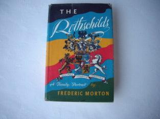 BOOK THE ROCHSCHILDS W JACKET