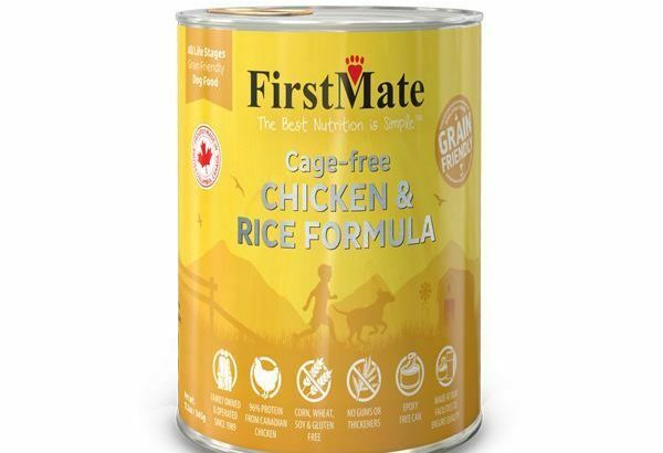 FirstMate Canned Wet Cat/Dog Food – Per Box