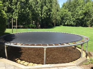 Trampoline For Sale, give me your best offer!