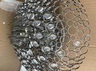 Ceiling Crustal Light D65cm