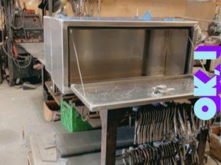 Aluminium toolbox -$499