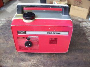 HONDA GAS GENERATOR E40 III