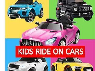 MEGASALE | KIDS RIDE ON CARS ADDITIONAL $50 OFF | REMOTE CONTROL | 12V BATTERY | BRAND NEW | WAREHOUSE SALE