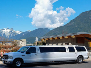 SUV Stretch Limousine and Lincoln Town Car Service