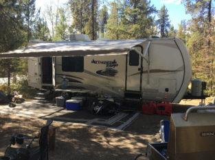 Timber Ridge Travel Trailer for Rent Rental