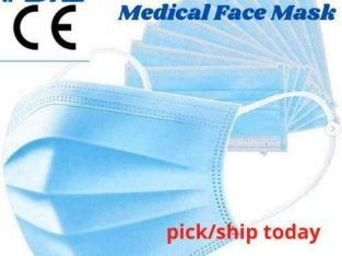 Promotion! Medical Face Mask (50 Pieces/Box), CE/FDA Certified