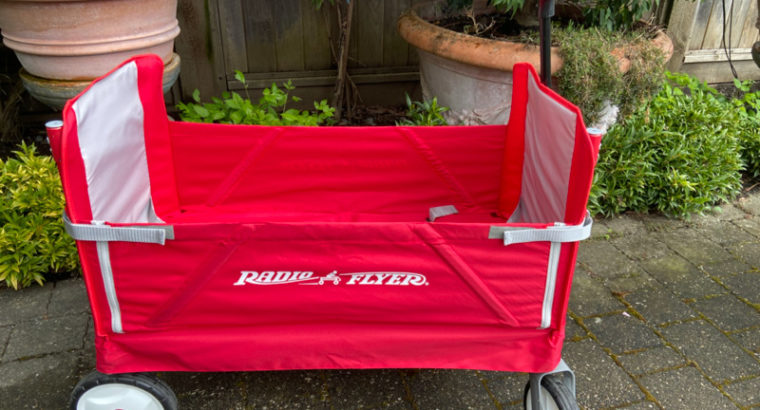 Kids Radio Flyer Wagon