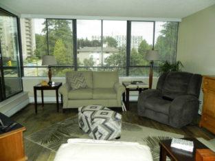Furnished One bedroom fully furnished suite