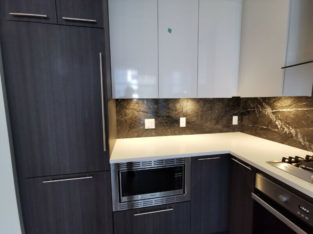 Brand new 1 bedroom apartment on Cambie Street