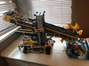 Lego 42055 bucket wheel excavator for trade/swap or for sale