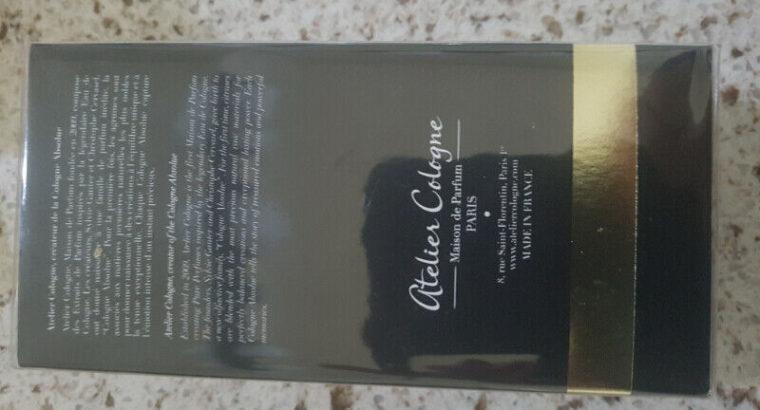 Sealed new; Artelier Cologne