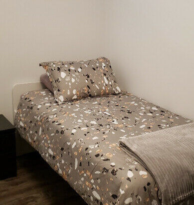 Private room, 5 min to 22nd skytrain, Utilities & WIFI Included.