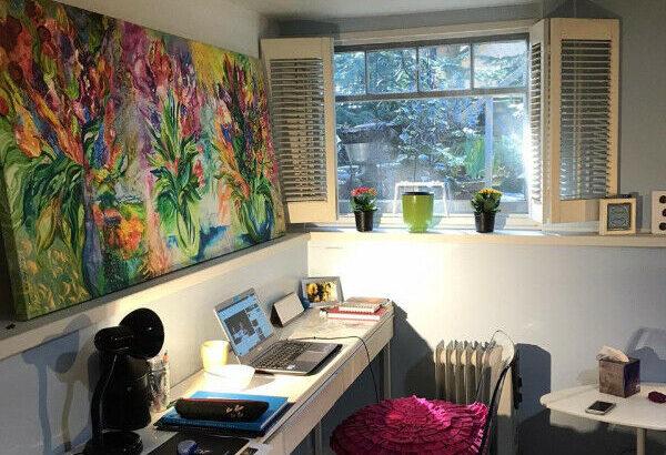 Spacious fully furnished room at Dunbar Street