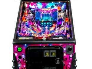 STRANGER THINGS Pinball – Touchless Delivery from NITRO!